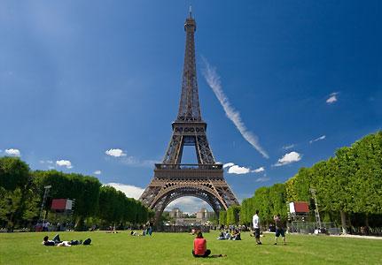 Foto Menara Eiffel